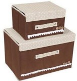 Ruby Cash Box (2 Compartments)