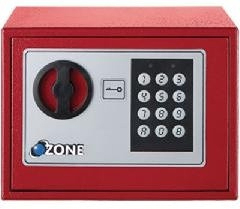 Ozone OES-17-EN-RED Cash Box(1 Compartments)