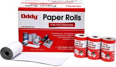 Oddy Standard Roll Thermal Cash Register Paper