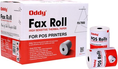 Oddy Rolls Thermal Cash Register Paper