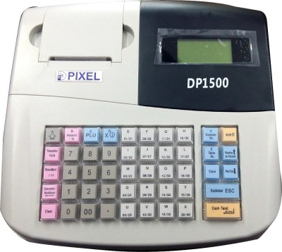 PIXEL DP1500ECR Table Top Cash Register