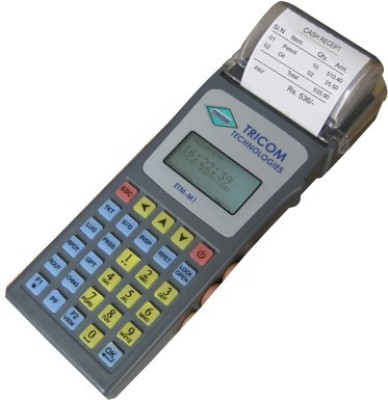 Tricom ETM-M1 Hand-held Cash Register