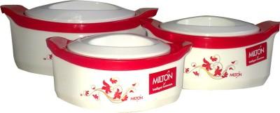 Milton Pack of 3 Casserole Set