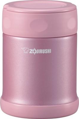 Zojirushi Zr-Sw-Eae35-Ps S/S Vacuum Food Jar 0.35l-Shiny Pink Casserole(0.35 L) at flipkart