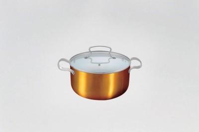 Alda cc cassrole copper finish 20cm Casserole