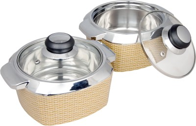 Nayasa Nayasa ny-impulse Pack of 2 Casserole Set