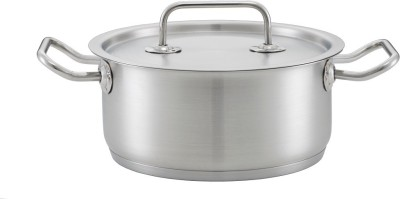 Avon Appliances Professional Stainless Steel 3.0 L Casserole(3.0 L)
