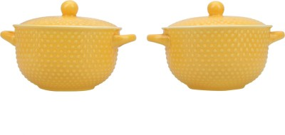 Merahomestore Pack of 2 Casserole Set