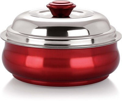 NanoNine Belly Stainless Steel Insulated Casserole