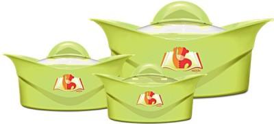 Milton Regalia Jr Gift Set Pack of 3 Casserole Set(4308501400 ml)