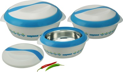 Nayasa Pack of 3 Casserole Set