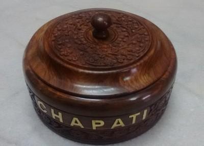 woodenclave Chapati Box Casserole(1.5 L) at flipkart