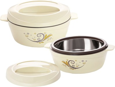 Cello Hotserve Pack of 2 Casserole Set(850 ml, 1500 ml)