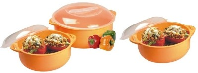 RK Cooking Pal Pack of 3 Casserole Set(1000 ml)