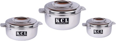 KCL Senior Set Pack of 3 Casserole Set