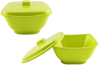 White Gold GN Pack of 2 Casserole Set(1900 ml)