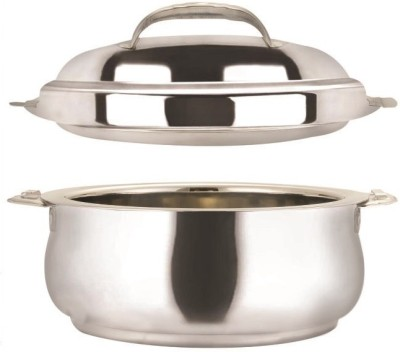 NanoNine Stainless Steel Double Wall Insulated Casserole(1000 ml)