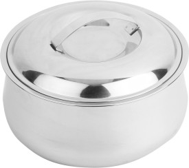 Homeish Stainless Steel Insulated Casserole (1.8 Ltrs) Casserole(1800 ml)