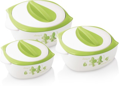 Nayasa Desire Pack of 3 Casserole Set