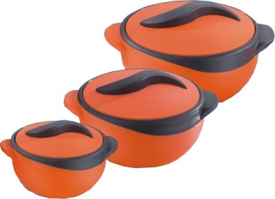Pinnacle Parisa Finish Mate Pack of 3 Casserole Set(1500 ml, 500 ml, 1000 ml)