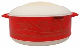 Patel Plastoware Sun-2500-Red Casserole(2500 ml)