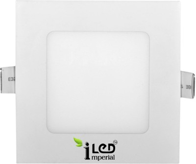 Imperial 3 Watt Slim Panel Light Recessed Ceiling Lamp