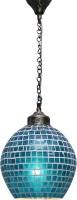 Craftkriti Blue paradise pendant Pendants Ceiling Lamp