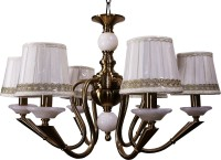 VZACK VL 5158/6LP Chandelier Ceiling Lamp