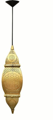 Logam Gold Arabic Pendants Ceiling Lamp