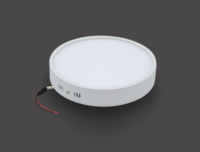 Noble 16w LED Surface Mounted Downlight Round Cool White Color Recessed Ceiling Lamp