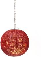 Orange Tree Talish wire mesh hanging lamp(LED) Red Pendants Ceiling Lamp