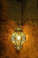 Logam Pendants Ceiling Lamp
