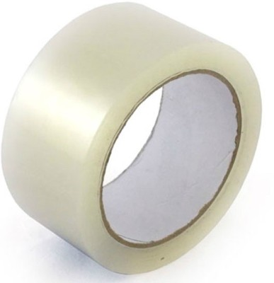 EZPACK Single Sided 200 Meter 48mm Packing Tape Packing Tape, Ecommerce Sellers, Clear Tape (NA)