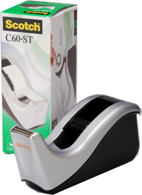 Scotch Super series Single Sided Small Medium Desktop Tape Dispensers (Manual)