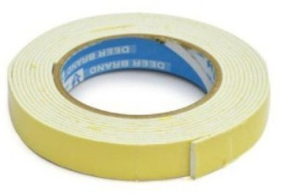 Lowprice Online Double Sided 0.5 Inch Small Foam Foam Tape (Manual)
