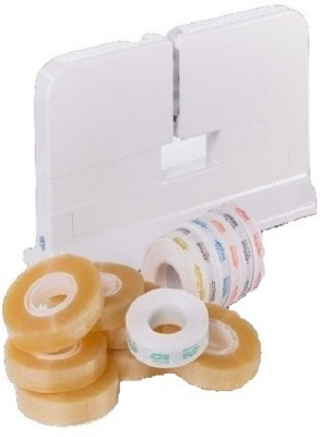 Innoseal Adhesive Tapes & Paper Refill Sets Small Small Desktop Tape Dispenser (Manually)