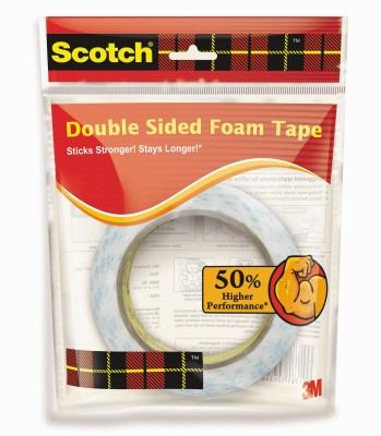 Scotch Super series Double Sided Small Small Desktop Foam Tape (Manual)