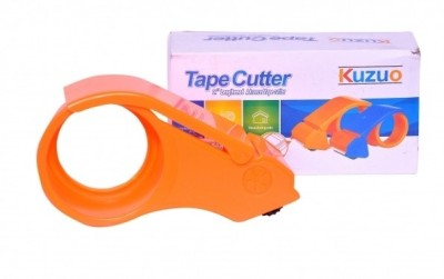 Dolphin Auto-Cutter Single Sided Large Large Handheld Tape Dispenser (Manual)