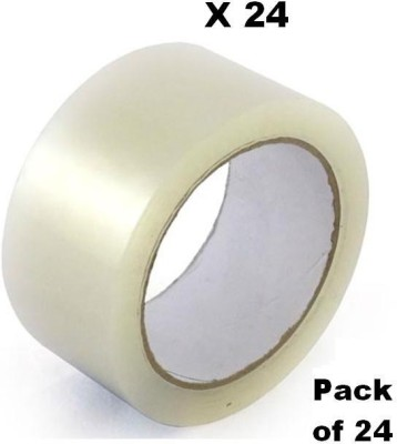 EZPACK Single Sided 200 Meter 48mm Packing Tape Packing Tape, Ecommerce Sellers (NA)