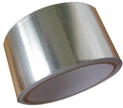 BAPNA ALUMINIUM FOIL TAPE 48 mm width x 20 meter length SMALL Hand Handeld ALUMINIUM FOIL TAPE (MANUAL)