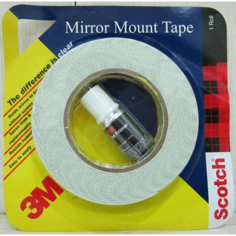 3M Super Series Double Sided Double Sided tape(Set of 4, Green)