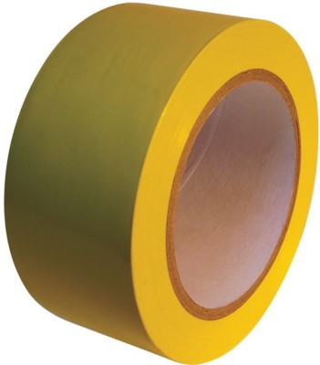 Bapna Single Sided 48 mm x 27 meter Small Floor Marking Cello Tape (Manual)