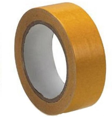 BAPNA DOUBLE SIDE ADHESIVE 50 MM [2,,INCHI] X 20 METER LENGTH SMALL CLOTH TAPE MOUNTING (MANUAL)