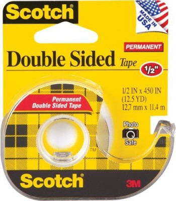 Scotch Double Sided Small Small Handheld Cello Tapes (Manual)