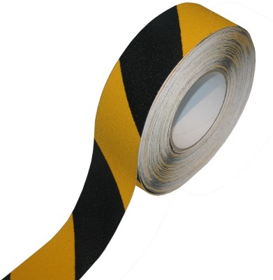 Bapna Single Sided 2,, inch x 18 meter length small Anti Slip Tape Anti Skid (Manual)