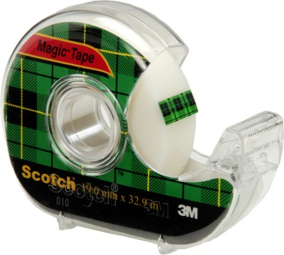 Scotch Super series Single Sided Small Small Desktop Tape Dispensers (Manual)