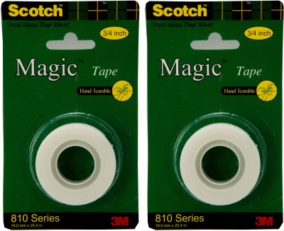 Scotch Super series Single Sided Small Small Desktop Tape Refill (Manual)