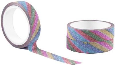 Rajica single sided Standard Medium Handheld Glitter tape (manual)