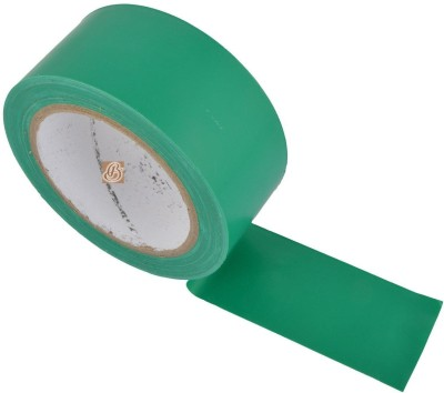 Bapna Single Sided 48 mm x 27 meter Small Marking Tape Floor Marking Tape (Manual)