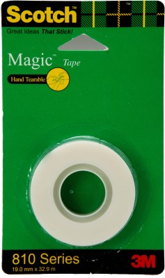 Scotch Super series Single Sided Medium Medium Handheld Tape Refill (Manual)